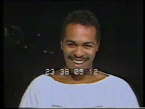 Sounds: Donnie interviewing Ray Parker Jr (1984)