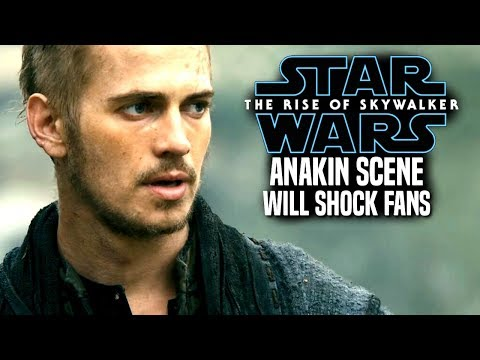 The Rise Of Skywalker Anakin Scene Will Shock Fans! Leaked Details (Star Wars Episode 9)