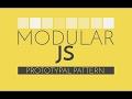 [Learn Code]Modular Javascript - Prototy