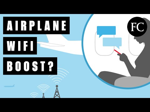 The Problem with In-Flight Wi-Fi