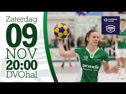 Korfbal League '19-'20: DVO/Accountor - Blauw-Wit (A)
