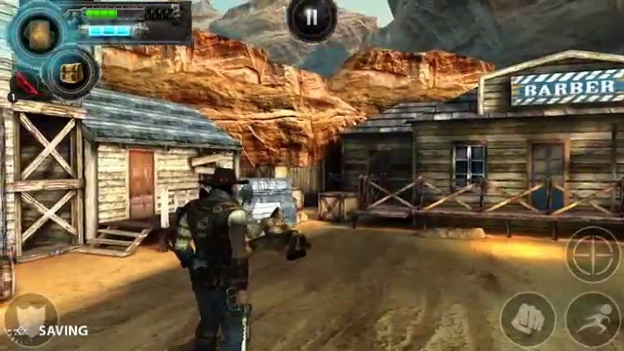 best action games on iphone