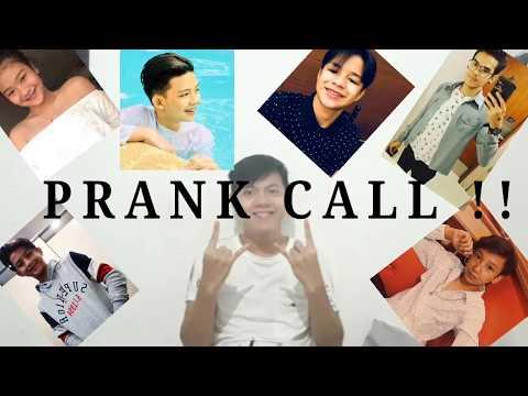 PRANK CALL WITH LODI  ( BRAD MJ PRINCE ANDREA ELIS GARY )
