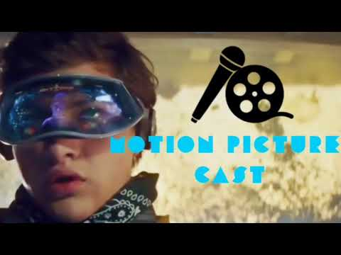 READY PLAYER ONE: MOTION PICTURE CAST EPISODE 2