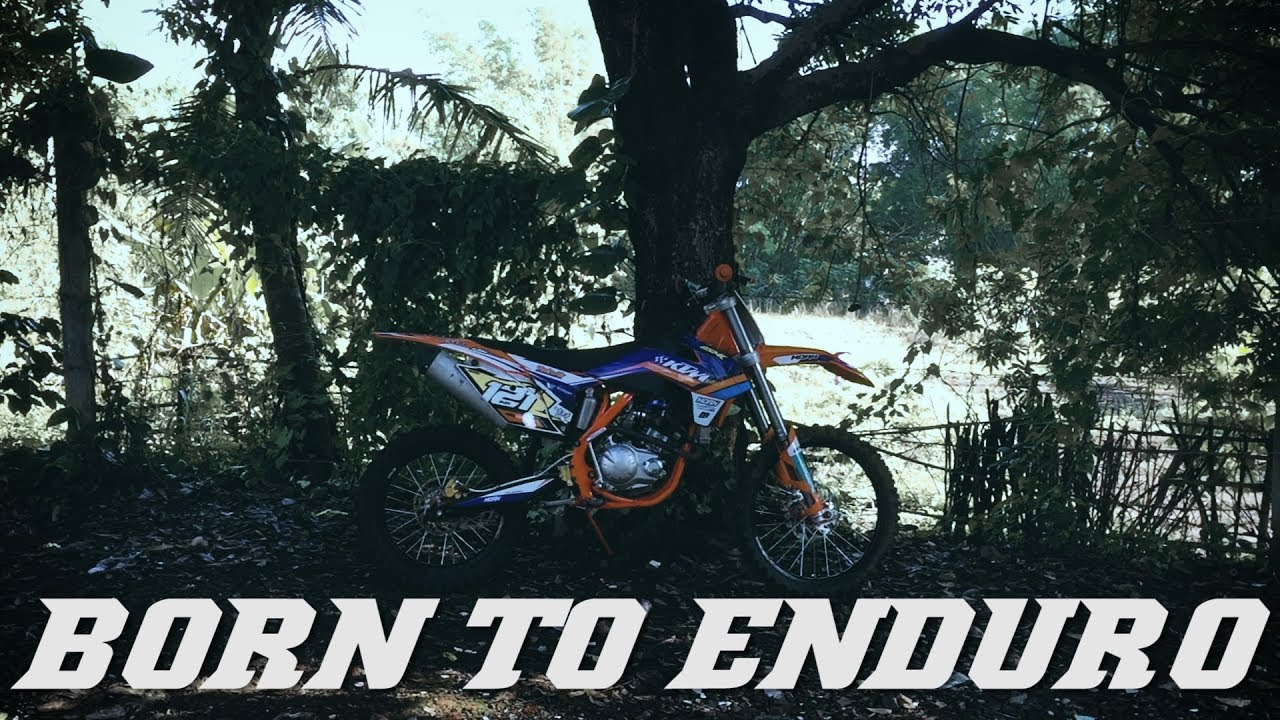 Born To Enduro Jupiter Mx Modifikasi Ktm 250 Sx F Indonesia