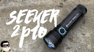 Honest Review | Olight Seeker 2 PRO