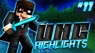 Minecraft UHC Highlights #11: We Back In The Game!
