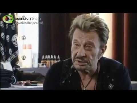 johnny hallyday 15 05 2013  frr3 languedoc roussillon interview pour concert montpelier