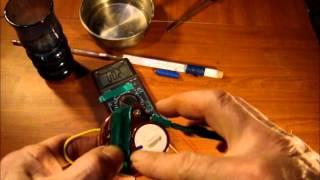 Как проверить термодатчик(Термодатчик от водонагревателя., 2016-02-14T03:30:52.000Z)