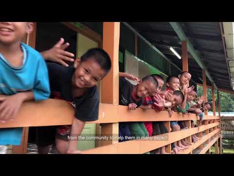 #PETRONAS | Corporate Social Responsibility - Outreach Programme SK Long Palai