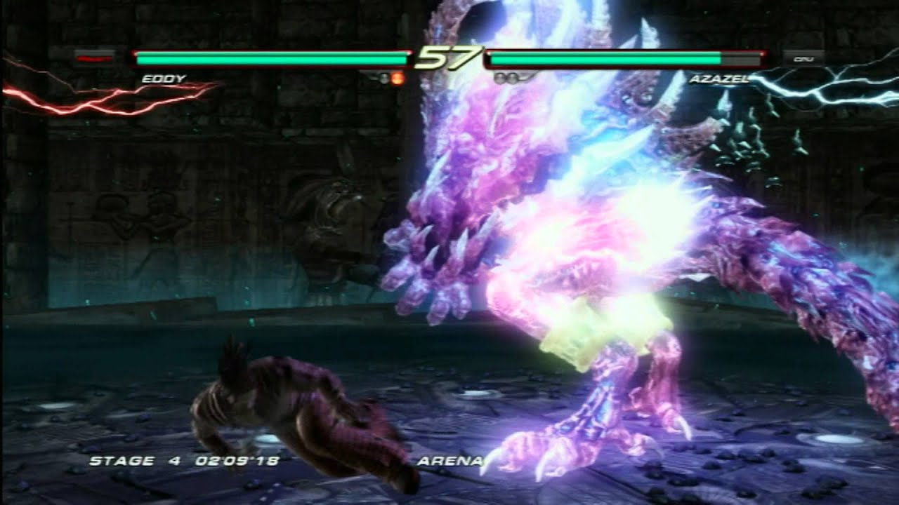 Cgrundertow Tekken 6 For Playstation 3 Video Game Review Youtube