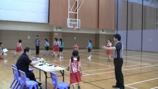 2016 2  29 小學女子 漢華 vs 港島啟基  4