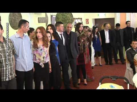 Arshad & Jilan - München - Musik: Tarek Shekhani - Shamsani Produktion ® 2013 - Part 2
