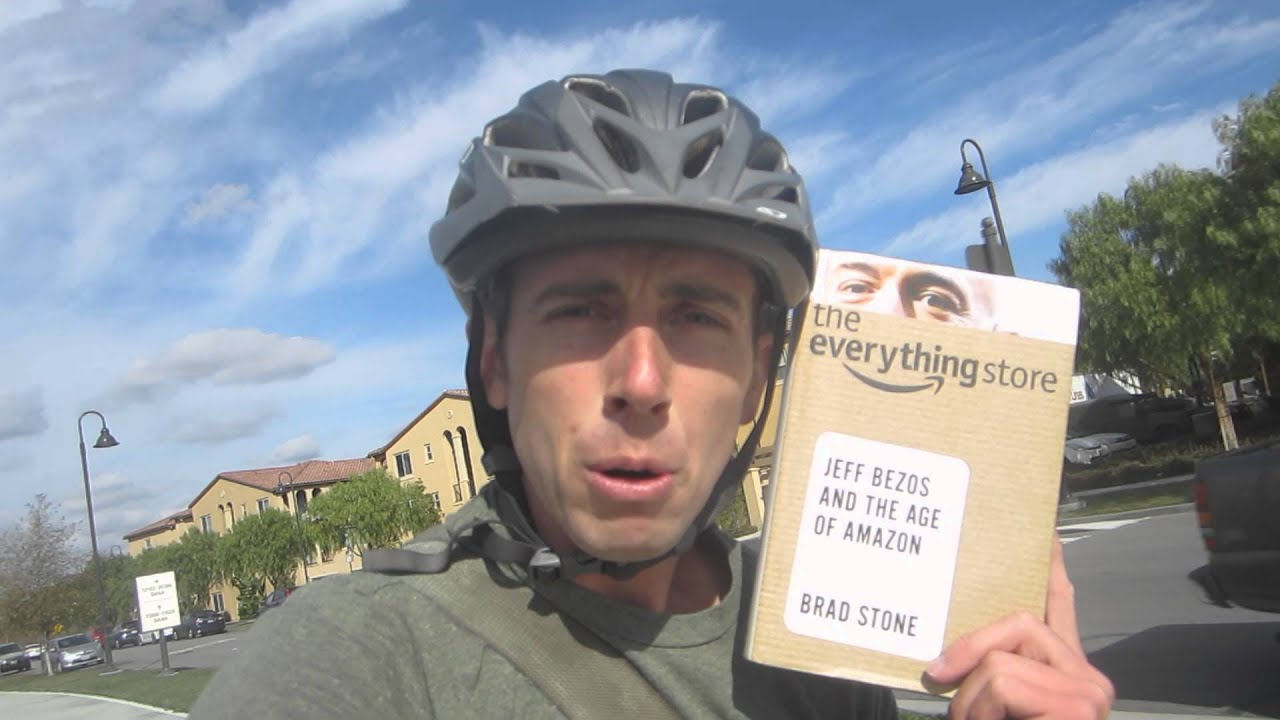 Book Review Tuesday The Everything Store Jeff Bezos And The Age Of