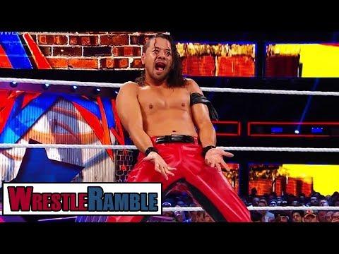 Shinsuke Nakamura Vs. Jinder Mahal WWE...