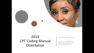 Introduction to the CPT Manual