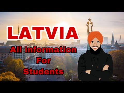 Latvia full information || student visa || Latvia study visa || full information about latvia ||