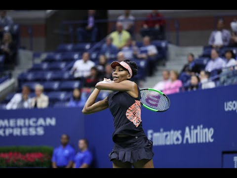 2017 US Open: Venus Williams Forces A Third Set