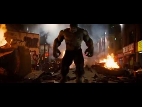 The Incredible Hulk Music Video