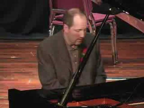 Bradley Joseph performs on piano Winter Moon, A Lover