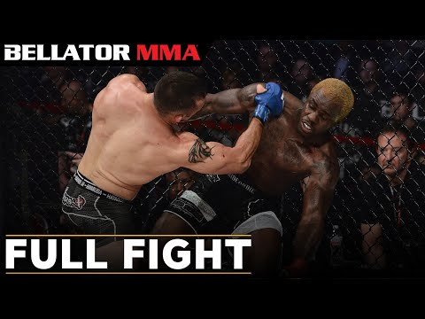 Bellator MMA: Derek Campos vs. Melvin Guillard FULL FIGHT