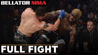 Full Fight | Derek Campos vs. Melvin Guillard - Bellator MMA