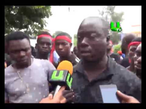 Mechanic shot at Alajo: Angry mob cry for justice