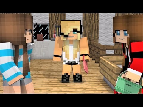 Minecraft Music VideoMinecraft Song 1 Hour: I Rise + Psycho Girl 12