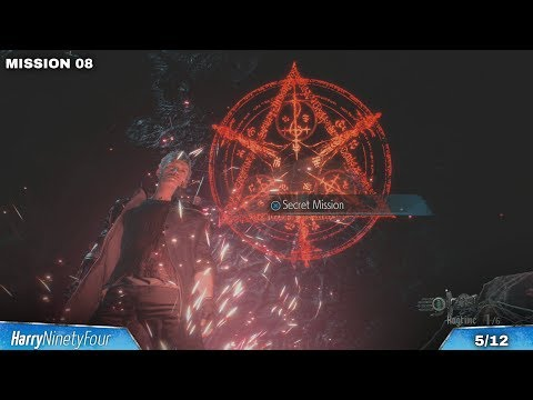Devil May Cry 5 - All Secret Missions Locations Guide (Secrets Exposed Trophy) thumbnail