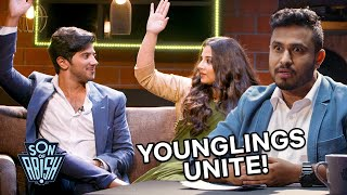 What's it like to be a youngling ft. Vidya Balan and Dulquer Salmaan