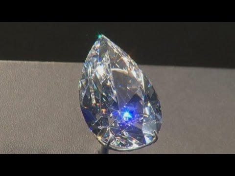 Flawless diamond sold for $26.7 million: World auction record