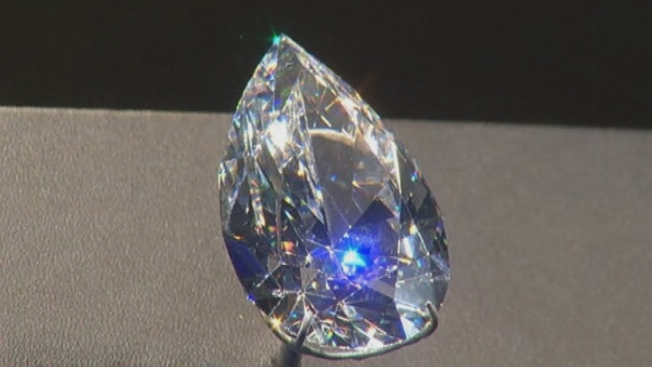 7a521ede9112f Flawless diamond sold for $26.7 million: World auction record