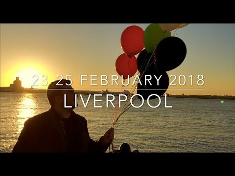 Liverpool Adventure | BEST PLACES TO SEE IN LIVERPOOL | Travel Video