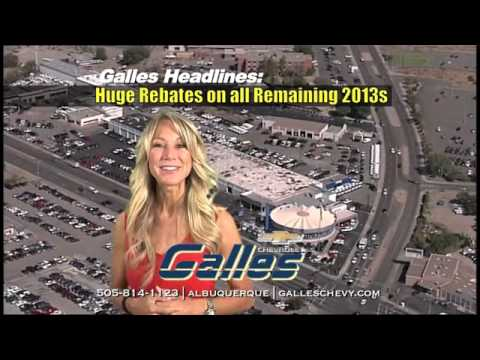 We're at Full Capacity - Galles Chevrolet Albuquerque NM Rio-Rancho