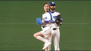 プロ野球始球式 モチベーションのひとつなので、もしよろしければチャン...