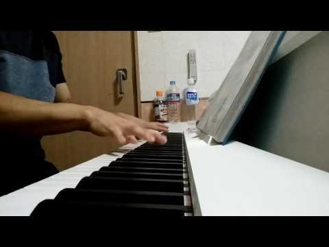 山崎康晃登場曲(Kernkraft 400)ピアノ