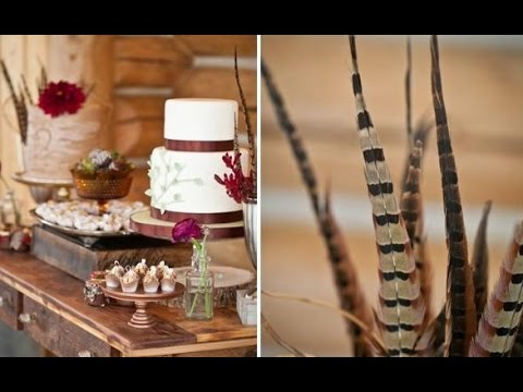 Hunting Wedding Ideas