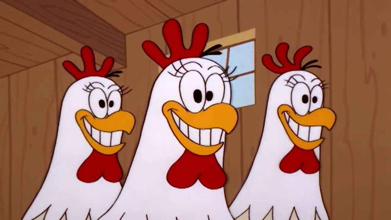 Woody Woodpecker Show | The 3 Chick Squad   | Full Episode | Cartoons For Children