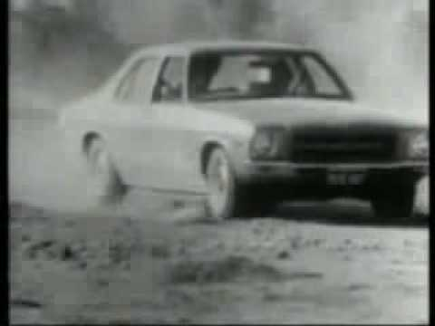 Holden Kingswood - Jet Smooth television commercial
