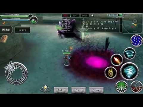 AVABEL PvP: Dark Pain (RIPsoul) Vs Warrior