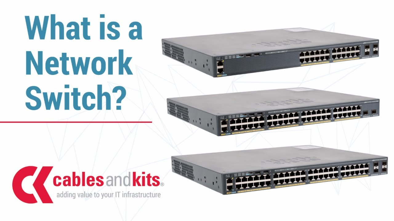 What is a Network Switch?