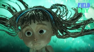 The Sea Is Blue: A Stop Motion Short Film | Field Day Presents Vincent Peone