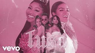Baixar Karol G, Nicki Minaj - Tusa (feat. Anitta, Becky G & Ozuna) [MASHUP]