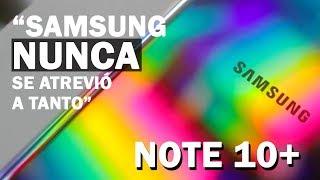 ¿El mejor teléfono del año? Review del Samsung Galaxy Note 10 Plus