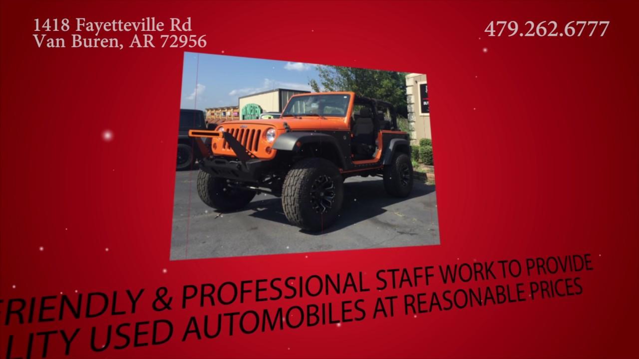 Used Cars For Sale in Van Buren, AR | Platinum Auto Sales - YouTube