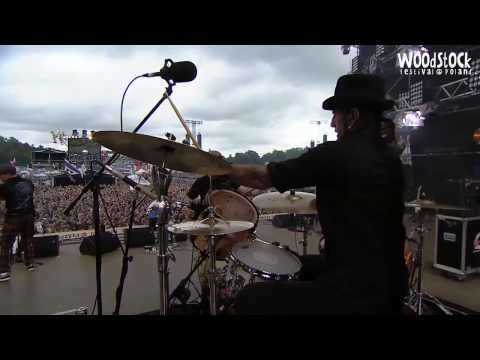 The Rumjacks - An Irish Pub Song (Live at Woodstock Festival Poland 2016)