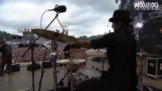 The Rumjacks - An Irish Pub Song (Live at Woodstock Festival Poland 2016)
