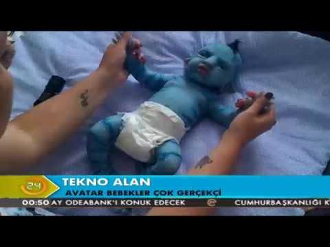 Avatar bebekler izlenme rekoru kırdı!