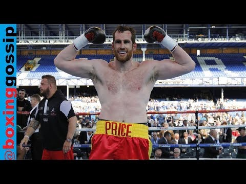Part 3 #10-#1 - Heavyweight boxing rankings - Top 30 List - November 2017