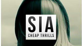Sia - Cheap Thrills (Lyrics) ft Sean Paul